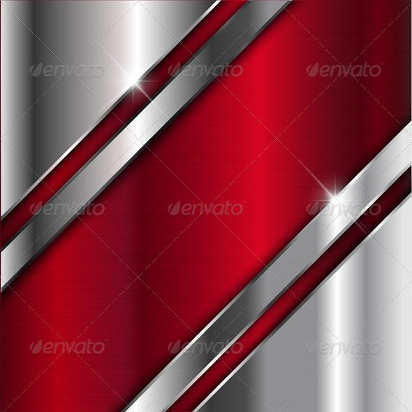 GraphicRiver Metallic Background 5292342