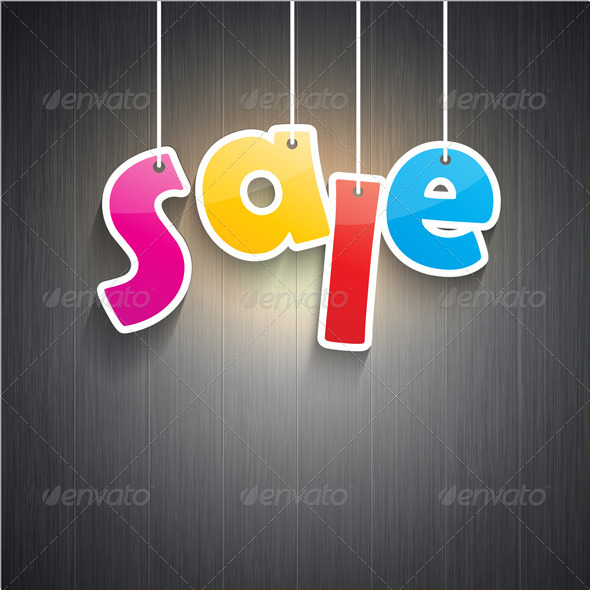 GraphicRiver Sale Background 5292506