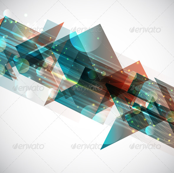 GraphicRiver Abstract Background 5292701