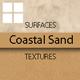 Coastal Sand Patterns