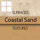 Coastal Sand Surface Textures