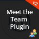Wordpress Meet the Team Shortcode Plugin