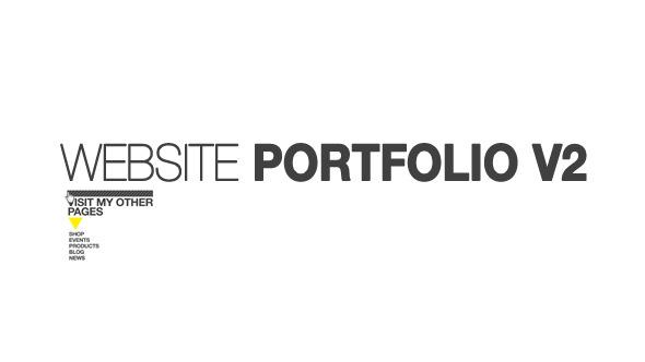 Website Portfolio v.2