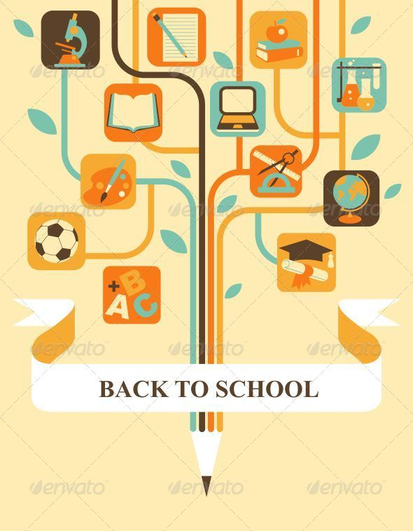 GraphicRiver Education Tree 5293551