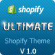 Ultimate | Responsive Shopify Theme - ThemeForest Item for Sale