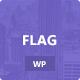 Flag: Professional WordPress Blog Theme