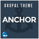 Anchor - Animated Parallax Drupal Theme - ThemeForest Item for Sale