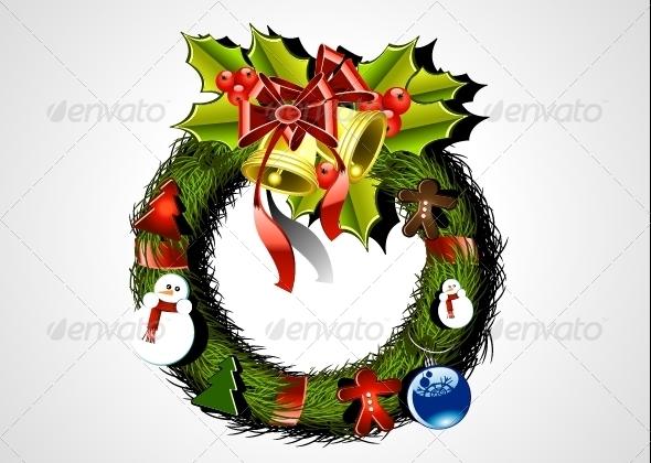 GraphicRiver Christmas Ornament 5294355