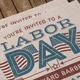 Labor Day Flyer & Postcard - GraphicRiver Item for Sale