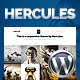 Hercules -  Portfolio & Business WordPress Theme