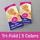 Spa Tri-Fold Brochure | Volume 6 - GraphicRiver Item for Sale