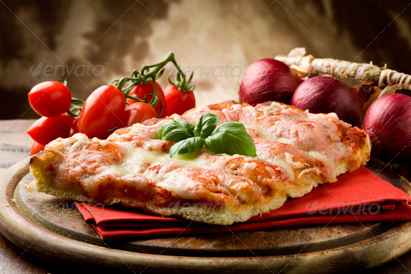 PhotoDune Pizza Margherita 546165