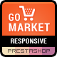 Responsive Supermarket PrestaShop Theme – GoMarket  Free Download