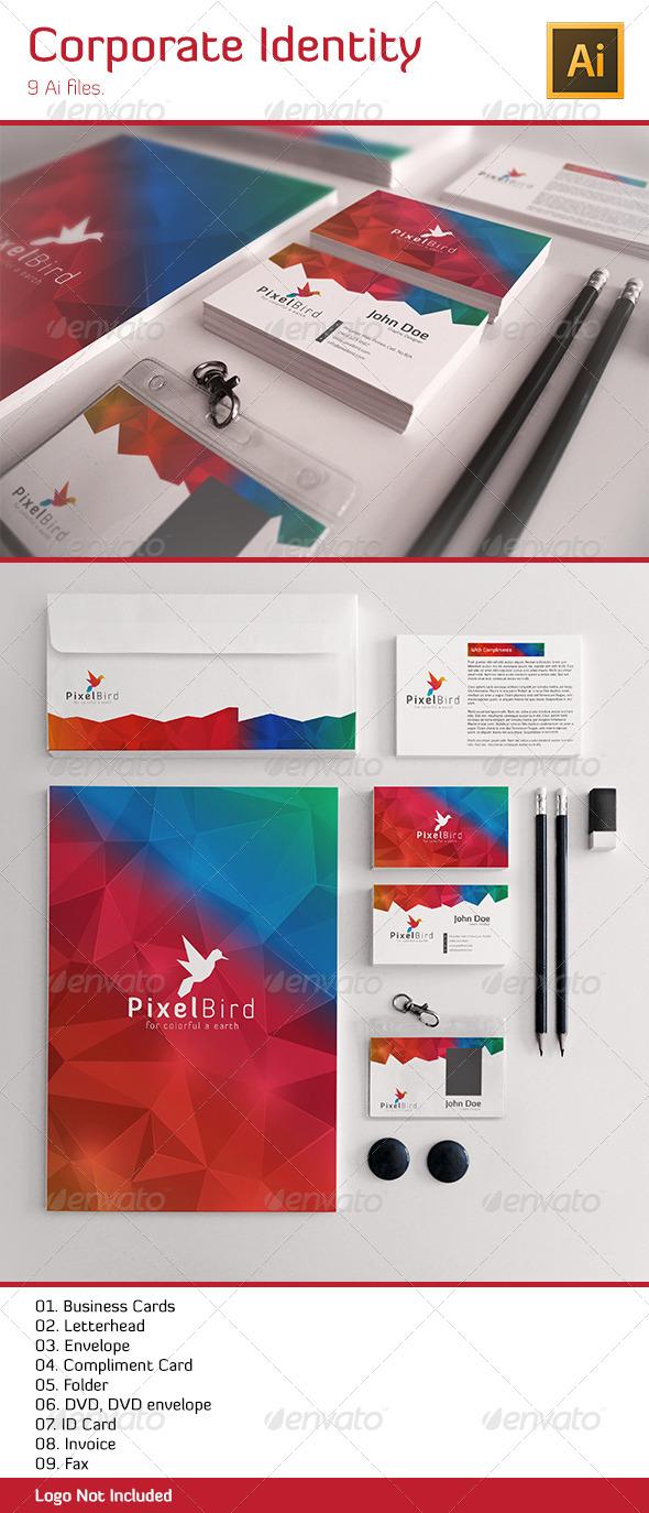 GraphicRiver Corporate Identity 5299365