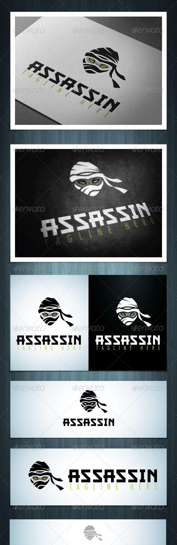 GraphicRiver Assassin 5294992