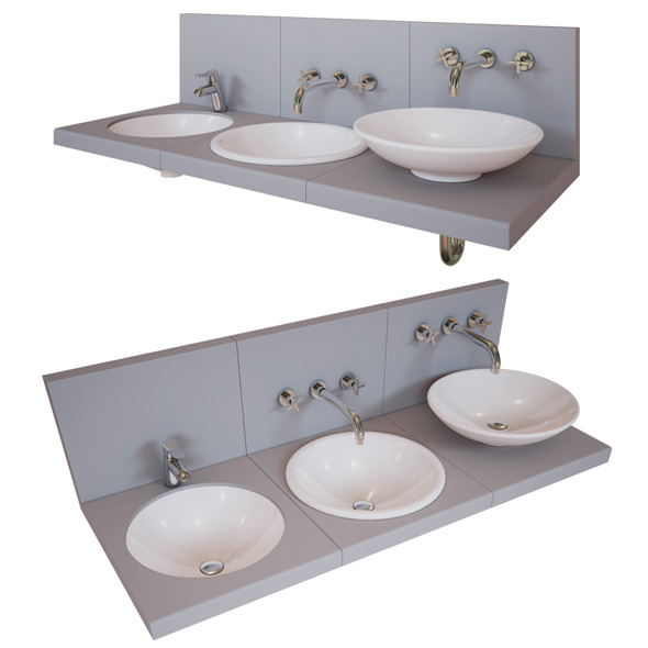 3DOcean Washbasin 5300272