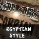 Egyptian Style - GraphicRiver Item for Sale