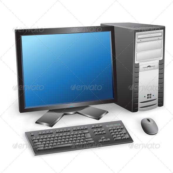 GraphicRiver Computer 5302138