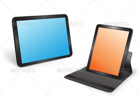 GraphicRiver Tablet 5302886