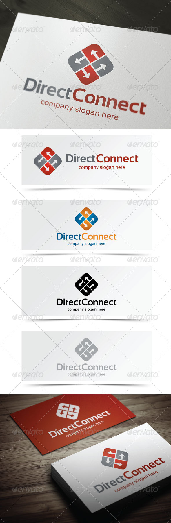 GraphicRiver Direct Connect 5302960
