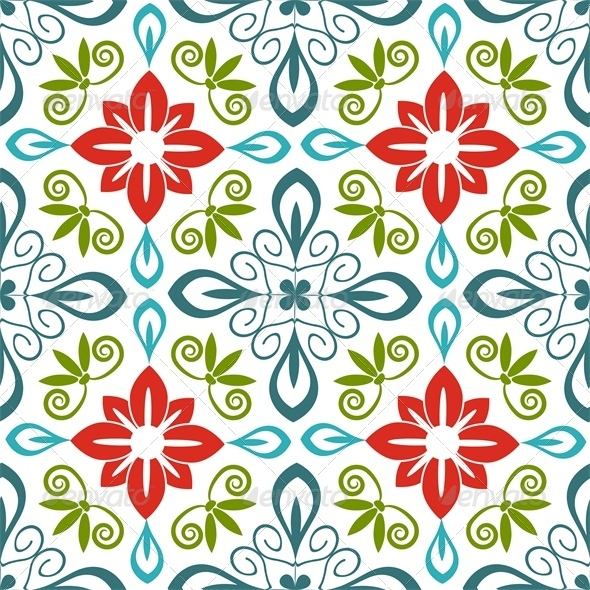 GraphicRiver Seamless Pattern 5302985