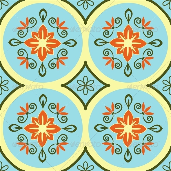 GraphicRiver Seamless Patterns 5302988