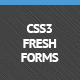 CSS3的新鲜的表格 - WorldWideScripts.net项目出售