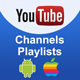 Youtube Channel and Playlist for Titanium (Full Applications) Download