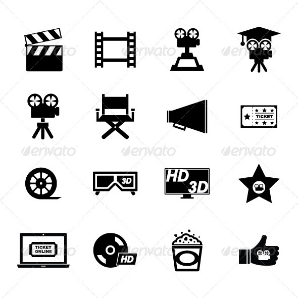 GraphicRiver Movie Icon 5304782