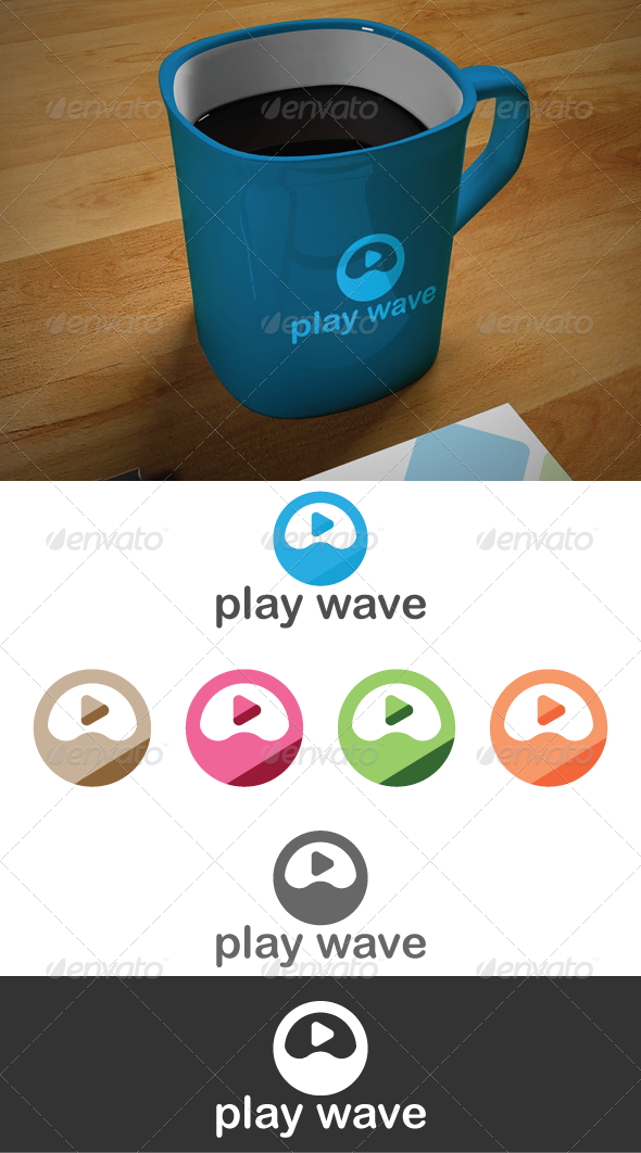 GraphicRiver Play Wave 5305210