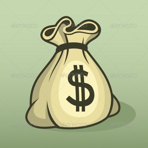 Money Bag - Concepts Business