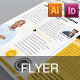 Corporate Flyer - Cloud Services - GraphicRiver Item for Sale