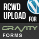 Rcwd Upload for Gravity Forms