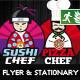 FOOD DELIVERY SUPER BUNDLE - GraphicRiver Item for Sale