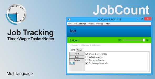 CodeCanyon JobCount 5292365