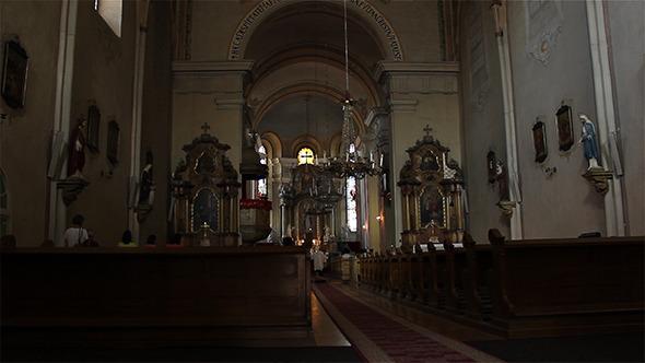 People in Catholic Church