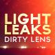 Light Leaks Dirty Lens - VideoHive Item for Sale