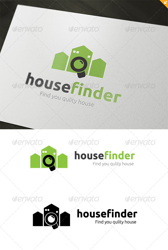 GraphicRiver House Finder Company 5311279