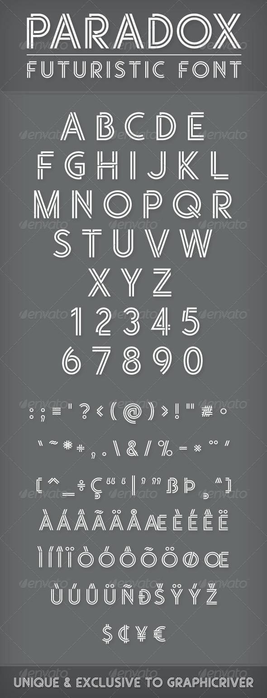 GraphicRiver PARADOX 5311306