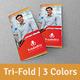 Multi-purpose Tri-Fold Brochure | Volume 14 - GraphicRiver Item for Sale
