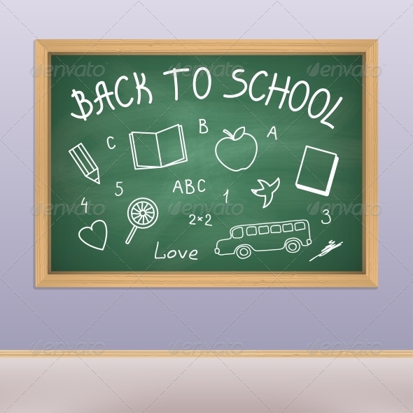 GraphicRiver Back to School 5311923