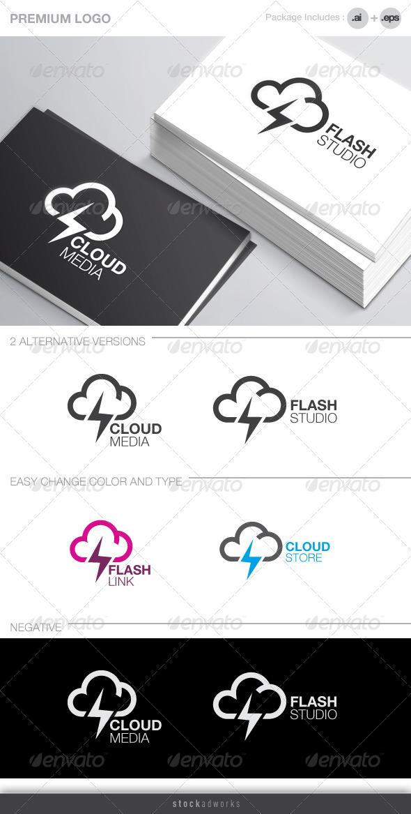 GraphicRiver Studio or Media Logo 5312538