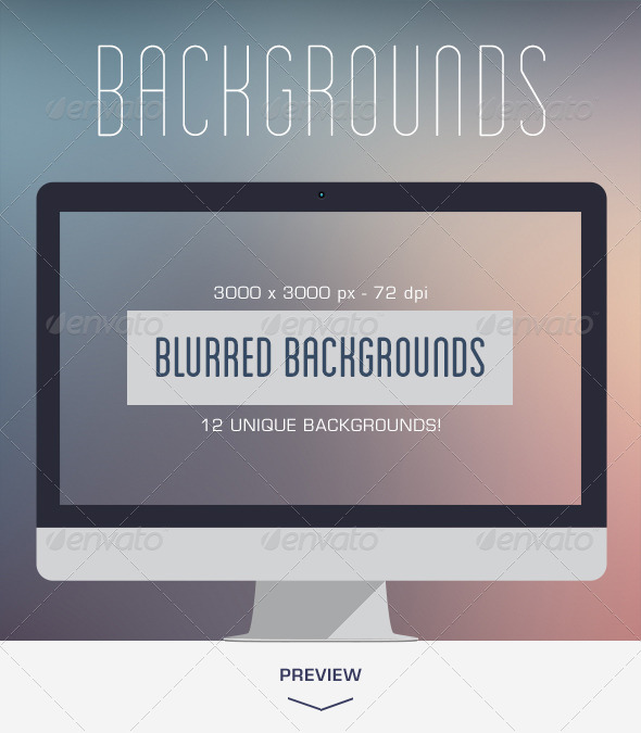 GraphicRiver 33 Blurred Backgrounds 5223378