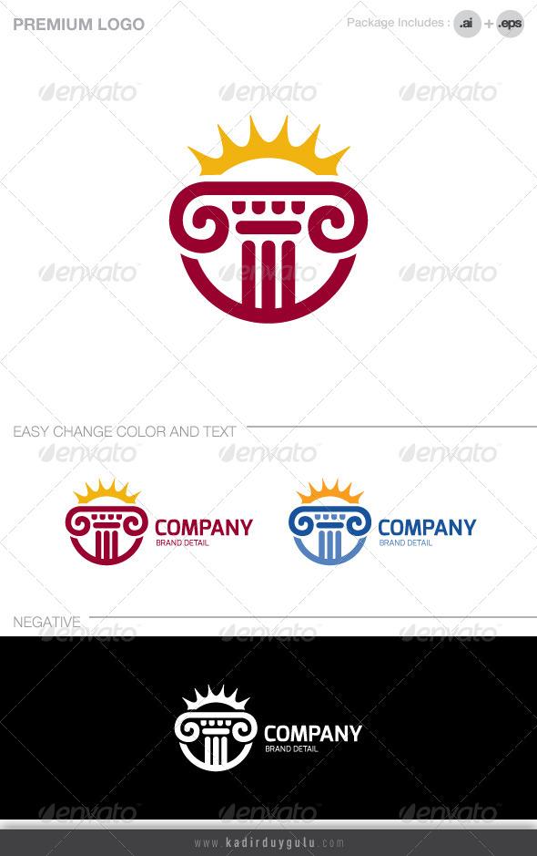 GraphicRiver Special Brand Logo 5313918