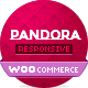 Pandora — Responsive WooCommerce HTML5 Theme - ThemeForest Item for Sale