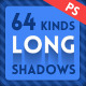 Long Shadow Generator - GraphicRiver Item for Sale