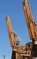 Large Industrial Port Cranes - PhotoDune Item for Sale