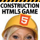 Under Construction HTML5 Game with Social Sharing - CodeCanyon Item for Sale