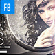 Glamour & Fashion Facebook Timeline Cover