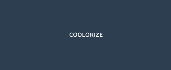 coolorize